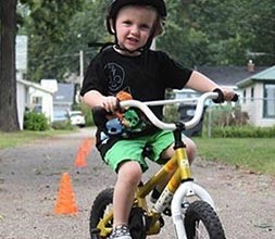 Children's BMX bikes