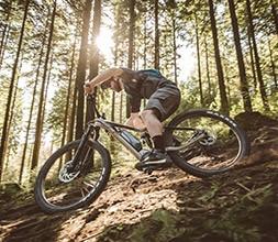Merida Electric Mountain Bikes