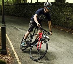 Saracen Hybrid Bikes