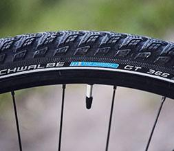 Schwalbe Hybrid Bike Tyres