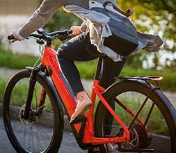 Womens Electric Urban Bikes