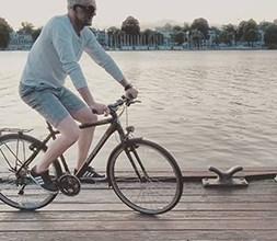 Bergamont Hybrid Bikes
