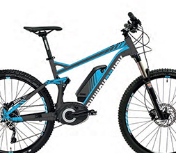 Diamond Back Electric Bike