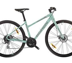 Bianchi Hybrid Sport Bikes