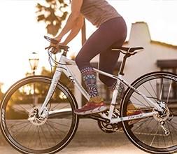 Nearly New Hybrid Bikes