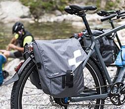 Bike Pannier Rack