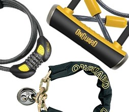 OnGuard bike lock