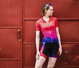 Specialized women's clothing