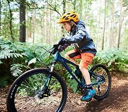 Childrens Cycling Shorts