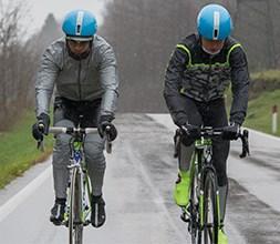 Castelli waterproof cycling jackets
