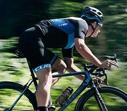 Cube Short Sleeve Cycling Jersey