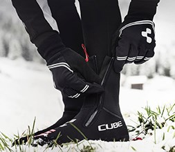Cube Overshoes