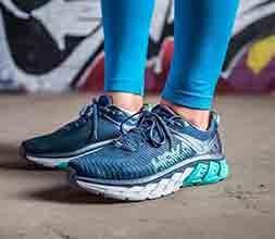 Hoka running shoes