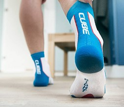 Cube Cycling Socks