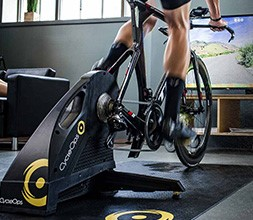 CycleOps direct drive turbo trainer