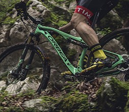 Orbea Full Suspension Mountain Bikes