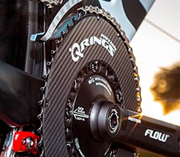 Rotor Qring chainset