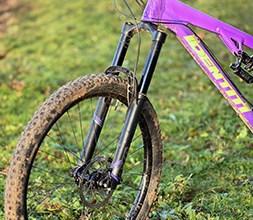 Identiti bike fork