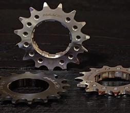 Halo bike parts