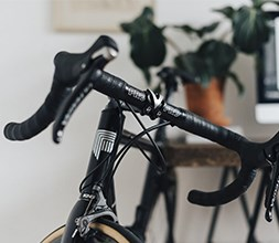 Pro bike handlebars