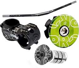 Pro bike components