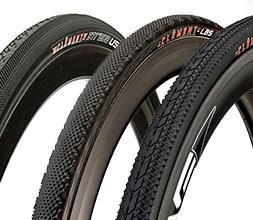 Clement bike tyres