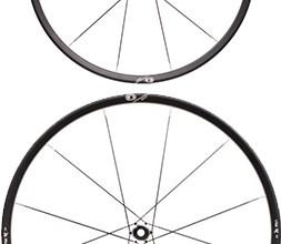 Crank Brothers bike wheel