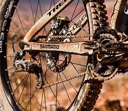 Shimano 26in MTB Wheels