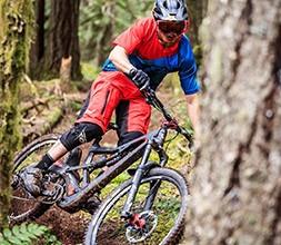 Polygon Full Suspension Mountain Bikes