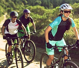 Women's Mountain Bike Helmets