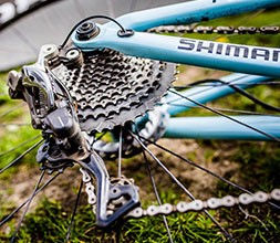 Shimano Derailleurs and Mechs