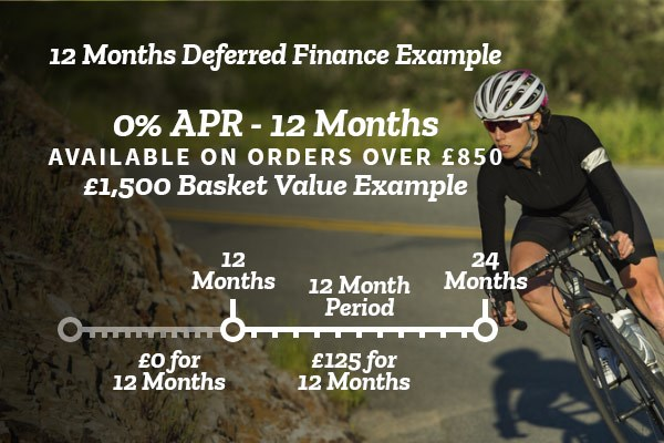 12 months deferred finance example