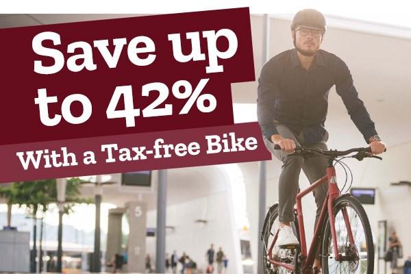 Cycle to Work Scheme | Tax Free Bikes | Tredz Bikes