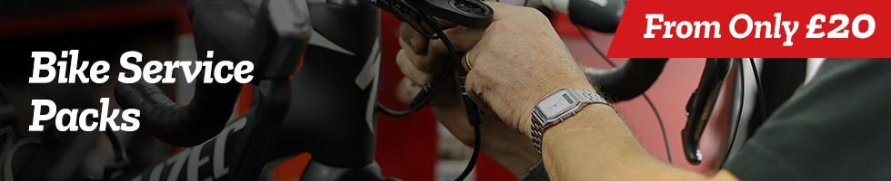 tredz bike mechanic fixing bike stem