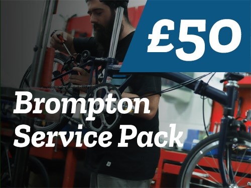 Brompton Service Pack