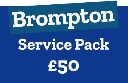 Brompton Service Pack