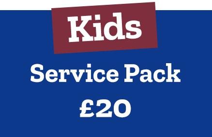Kids Service Pack
