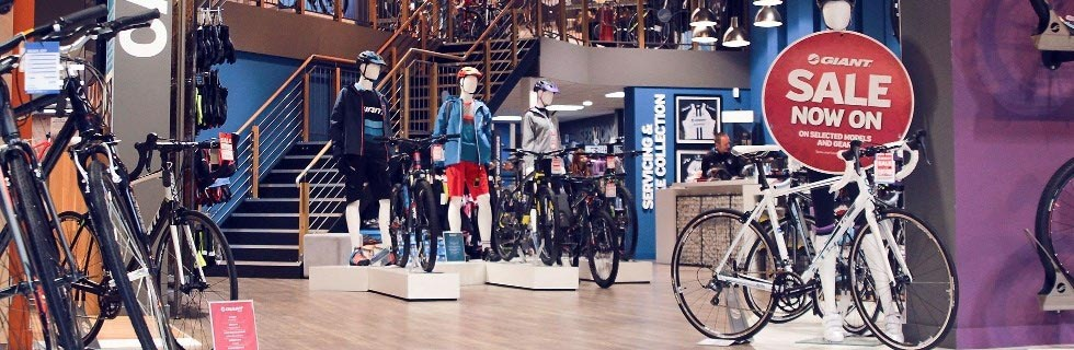 Giant Swansea Bike Shop