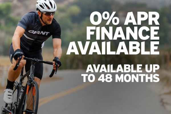 0% APR finance available up to 48 months