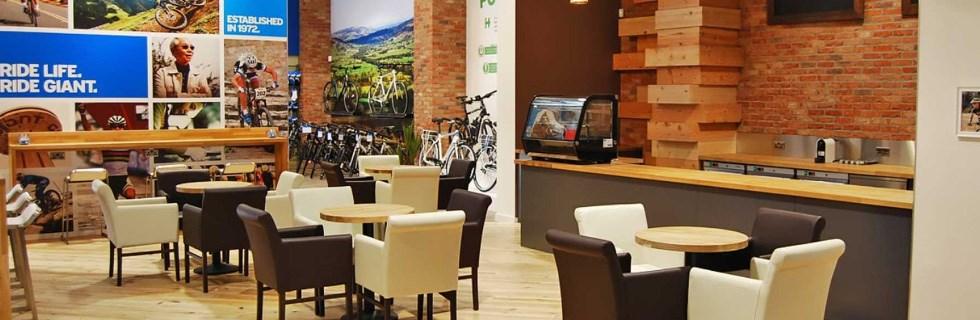 Giant Swansea Bike Shop