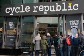 Cycle Republic | Canary Wharf