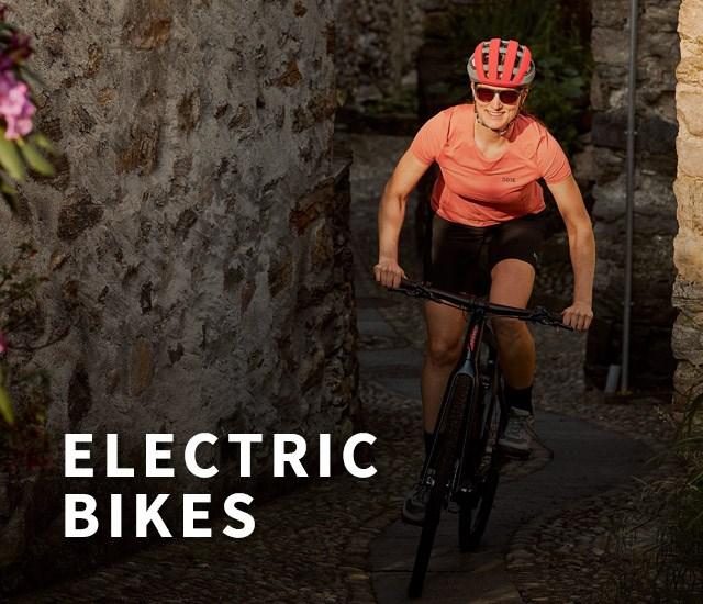 BMC Electric Bikes