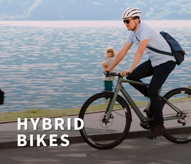 BMC Hybrid Bikes