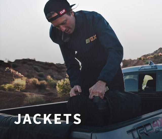 Fox Jackets
