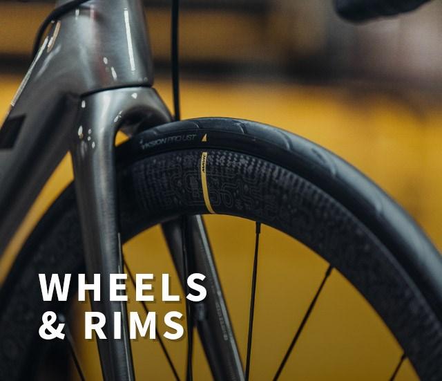 Mavic Wheels & Rims