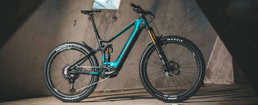 The Merida E-One Sixty