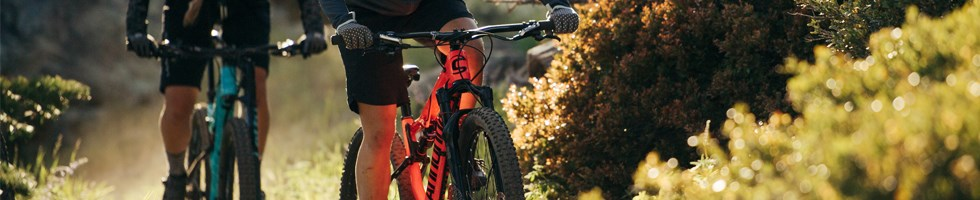 MTB rider