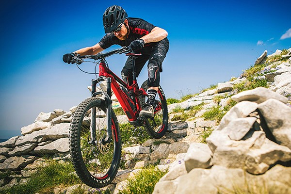 electric mountain bikes