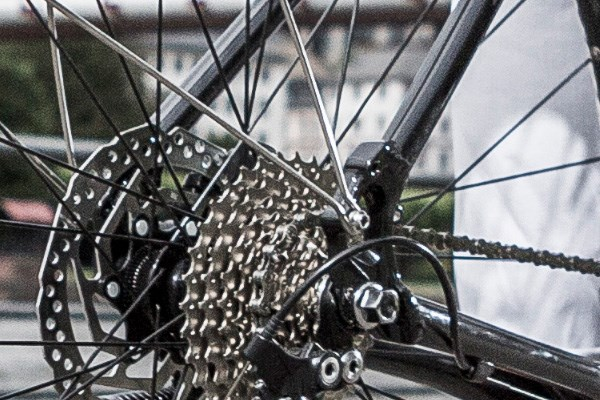 Full-length mudguards require mounting points