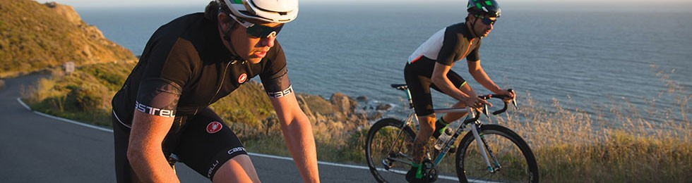 Cycling clothing by Castelli